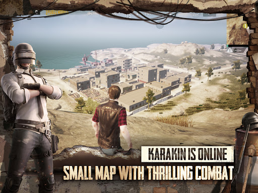 PUBG MOBILE - KARAKIN screenshot 9