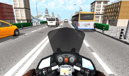 Moto Traffic Rider screenshot 2