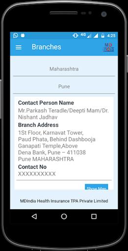 MDIndia Hawk screenshot 6