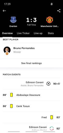 OneFootball - Soccer News, Scores & Stats 4 تصوير الشاشة