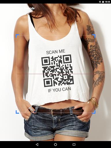QR & Barcode Scanner screenshot 9