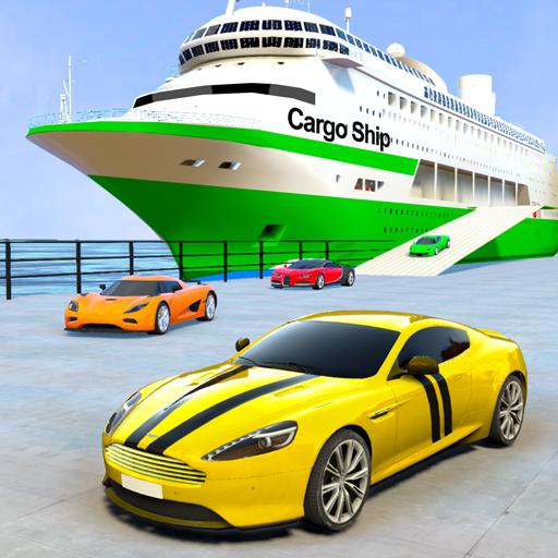 Cruise Ship Transport Car Game icon