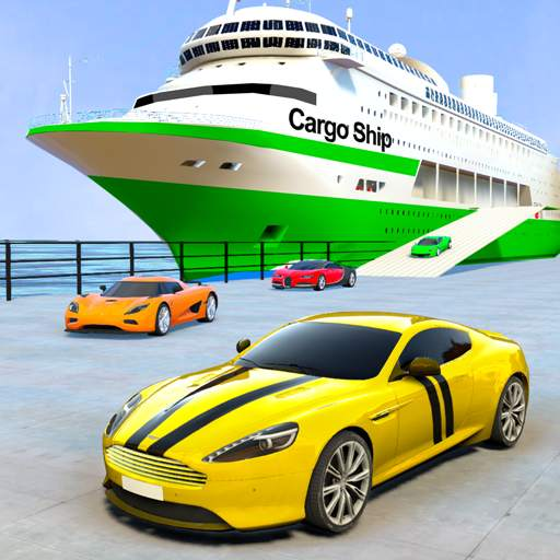 Car Transport Ship Games : Cruise Ship Simulator