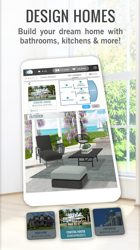 Design Home: House Renovation screenshot 13