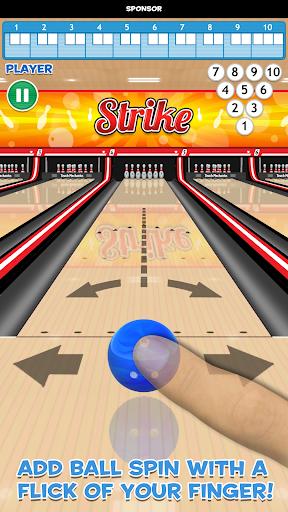 Strike! Ten Pin Bowling 3 تصوير الشاشة