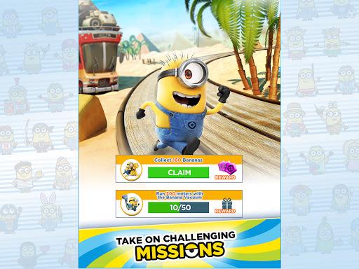 Minion Rush: Despicable Me Official Game screenshot 15