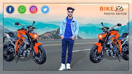 Bike Photo Editor : Bike Photo Frames screenshot 5