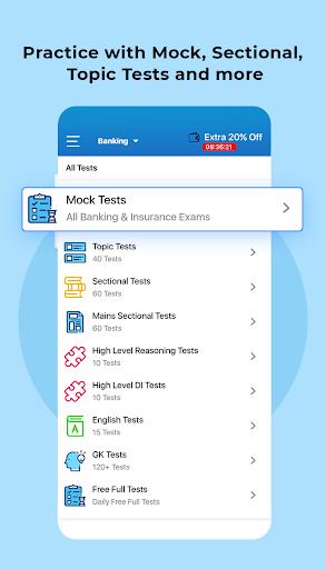 Exam Preparation App: Free Mock Test, Live Classes screenshot 4
