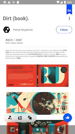 Behance: Photography, Graphic Design, Illustration 4 تصوير الشاشة