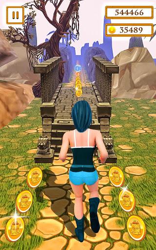Scary Temple Final Run Lost Princess Running Game screenshot 7