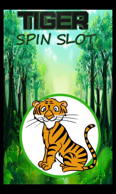 Tiger Spin Slot 1 تصوير الشاشة