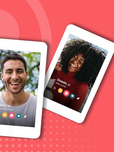 JAUMO Dating - Match, Chat & Flirt with Singles screenshot 8
