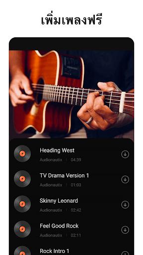 VivaVideo:แต่งรูปฟิลเตอร์สวย ตัดต่อวีดีโอ เพลงฟรี screenshot 5