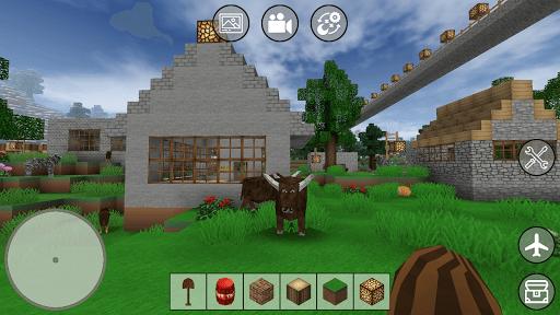 Mini Block Craft screenshot 2