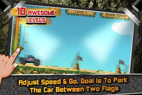 Extreme Car Parking Lite screenshot 1