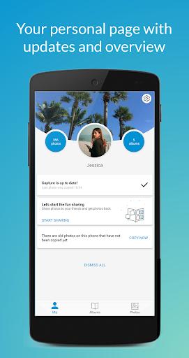 Capture App - Photo Storage 5 تصوير الشاشة