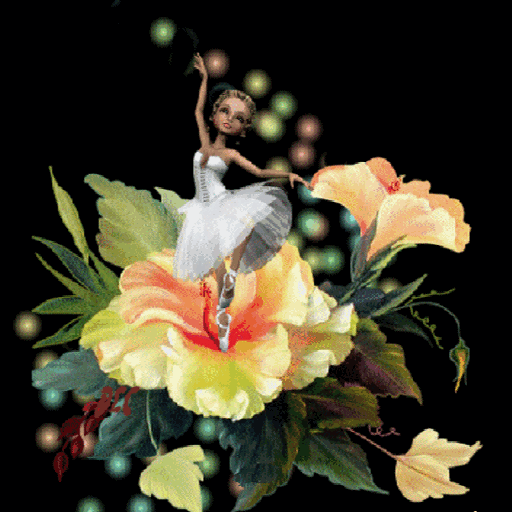 Dancing Doll Live Wallpaper أيقونة