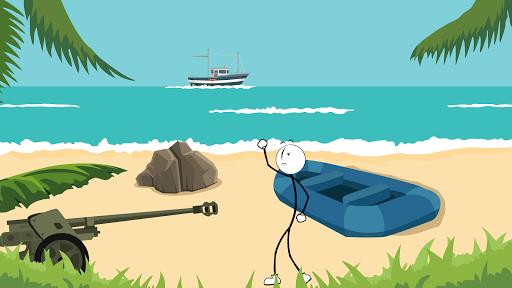 Escaping the Island : Funny Escape Simulation screenshot 6