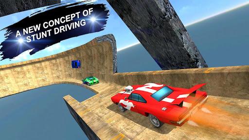 GT Racing Stunts: Tuner Car Driving 5 تصوير الشاشة