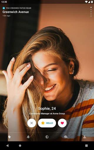 happn – Local dating app screenshot 7