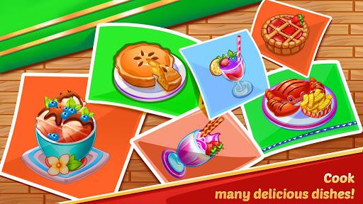 Game memasak India - makanan & restoran madness screenshot 6