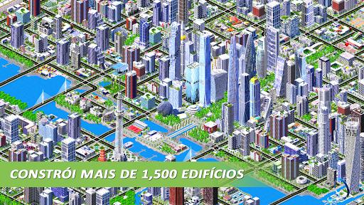 Designer City: Jogo de criação screenshot 3