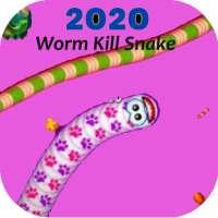 Worm Kill Snake - Cacing Membunuh Ular on 9Apps