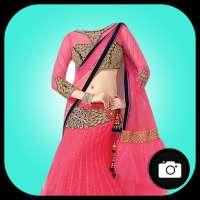 Lehenga Choli Photo Maker on 9Apps
