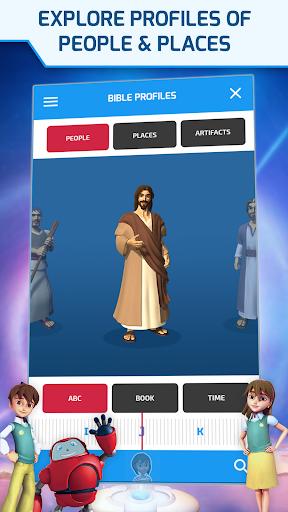 Superbook Kids Bible, Videos & Games (Free App) screenshot 5