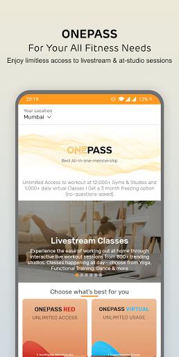 Fitternity - Health & Fitness App screenshot 3