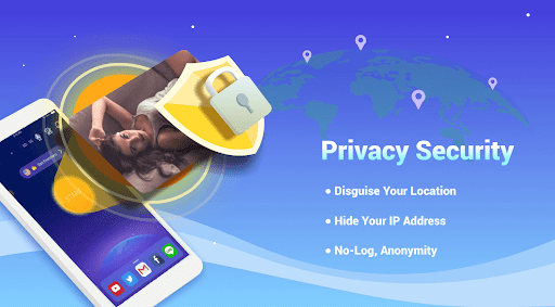 LightSail VPN, unblock websites and apps for free screenshot 5