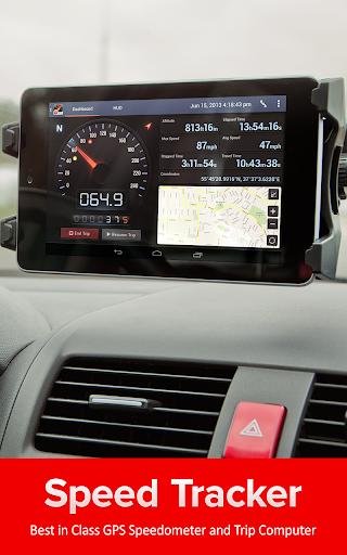 Speed Tracker. GPS Speedometer and Trip Computer screenshot 6