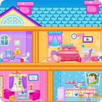 Doll House Decoration on 9Apps