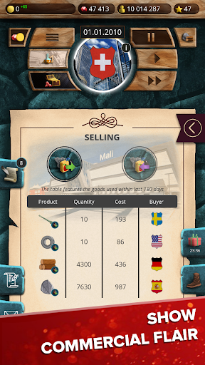 Modern Age – President Simulator Premium screenshot 7