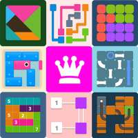 Puzzledom - classic puzzles all in one on APKTom