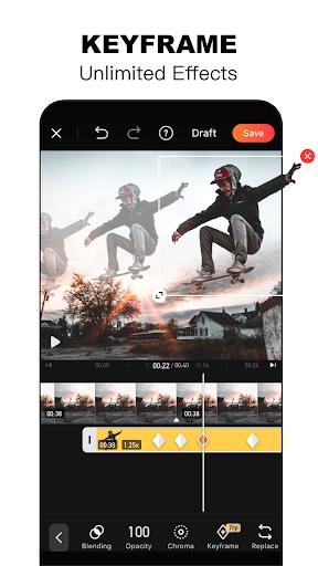 Video Editor&Maker - VivaVideo स्क्रीनशॉट 8