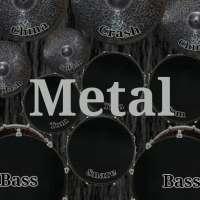 Drum kit metal on 9Apps