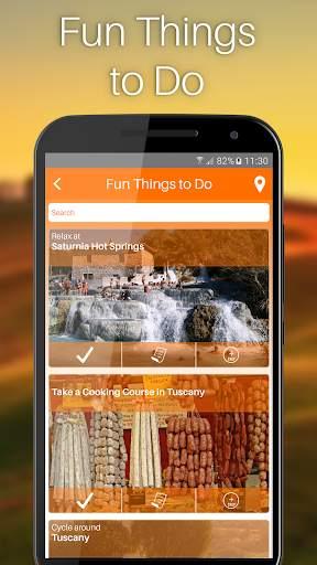 Tuscany Travel Guide screenshot 3