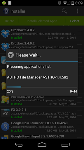 Installer - Install APK screenshot 4