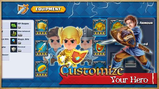 Beast Quest Ultimate Heroes 11 تصوير الشاشة