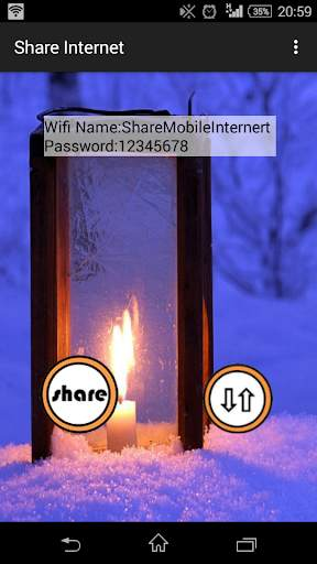 MZ Share Mobile Internet screenshot 8
