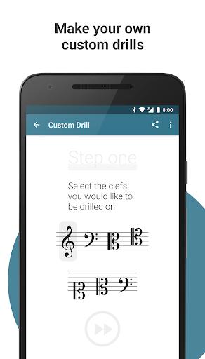 Complete Music Reading Trainer 7 تصوير الشاشة