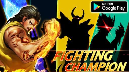Fighting Champion -Kung Fu MMA screenshot 1