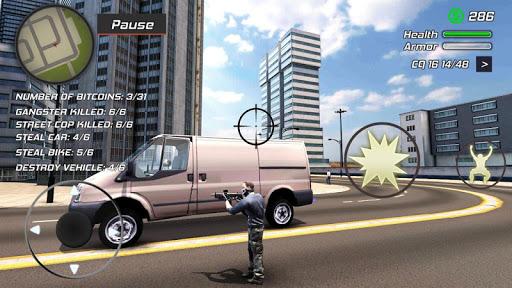 Grand Action Simulator - New York Car Gang screenshot 8
