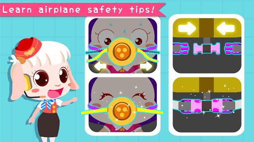 बेबी पांडा का एयरपोर्ट स्क्रीनशॉट 4