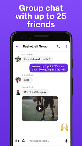 TextNow: Free Texting & Calling App 7 تصوير الشاشة