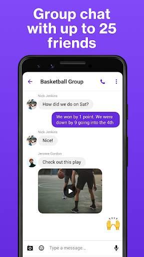 TextNow: Free Texting & Calling App screenshot 8