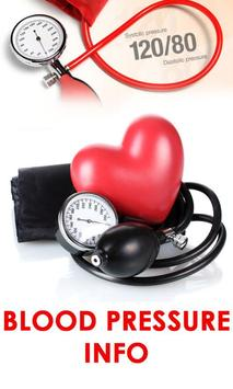 Blood Pressure Info screenshot 1