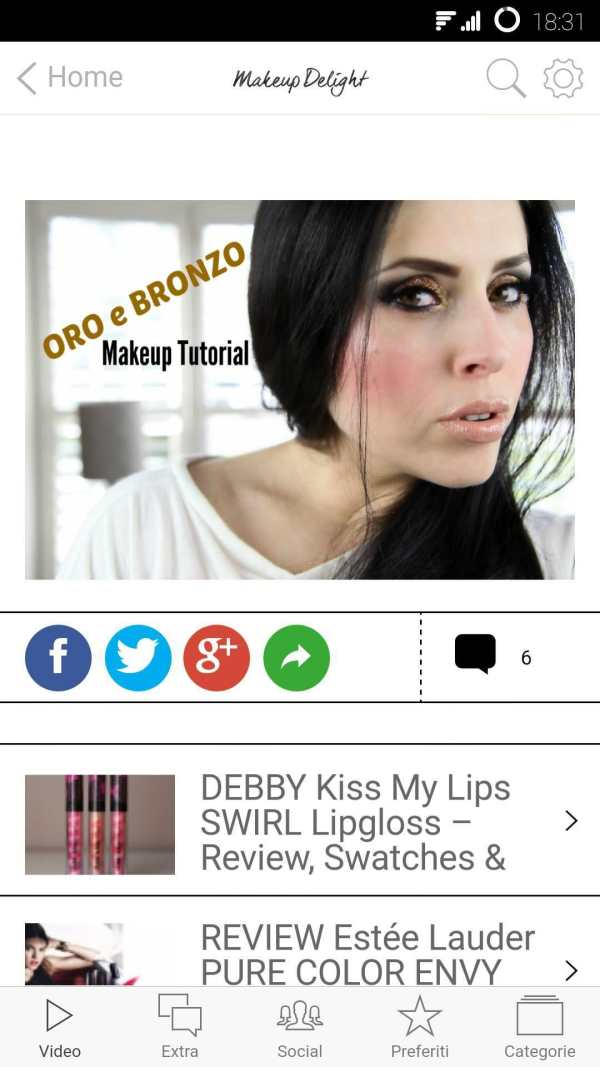 Makeup Delight – Official App screenshot 2