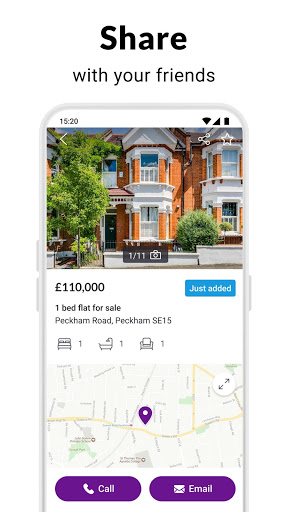 Zoopla property search UK Homes to buy and rent screenshot 4